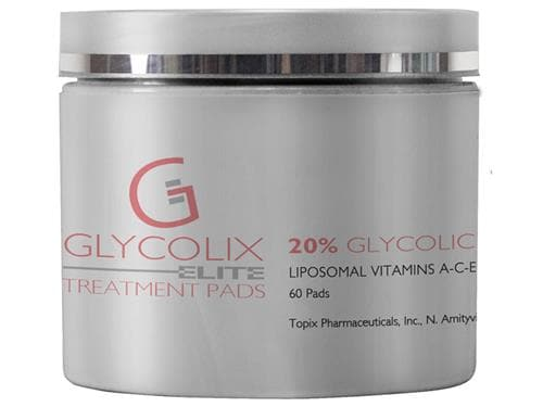Glycolix Elite Treatment Pads 20%