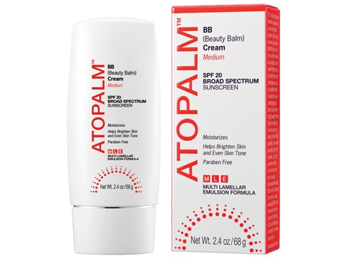 Atopalm BB Cream Broad Spectrum SPF 20