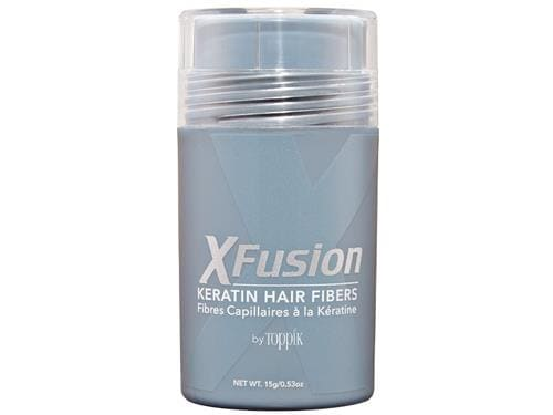 XFusion Keratin Fibers - Gray - 0.52 oz