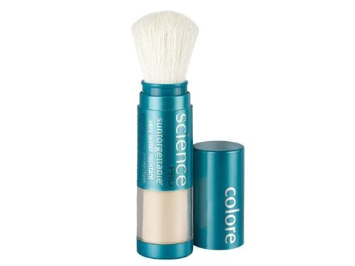 Colorescience Sunforgettable Mineral Sunscreen Brush SPF 30 - Fair (formerly All Clear)