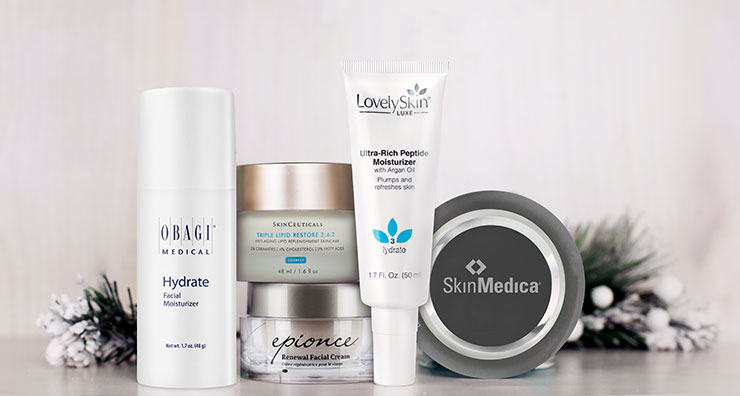 5 Must-Have Moisturizers to Get You Through Winter