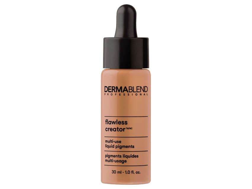 Dermablend Flawless Creator Multi-Use Liquid Pigments. Makeup Foundation. Mineral Foundation.
