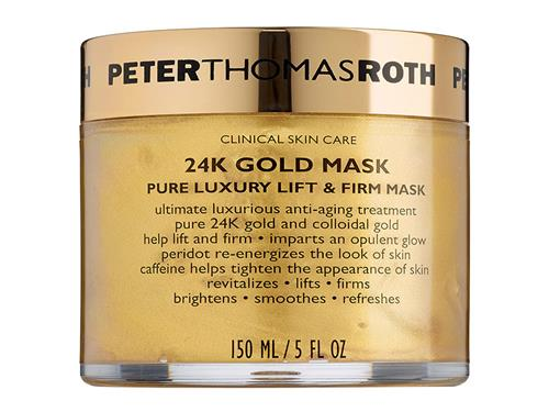 Peter Thomas Roth 24K Gold Lift and Firm Mask