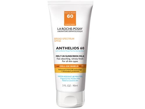 La Roche-Posay Anthelios 60 Melt-In Sunscreen Milk - Travel Size