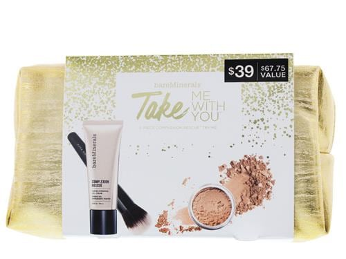 bareminerals Take Me With You Complexion Rescue Try Me Collection - Tan