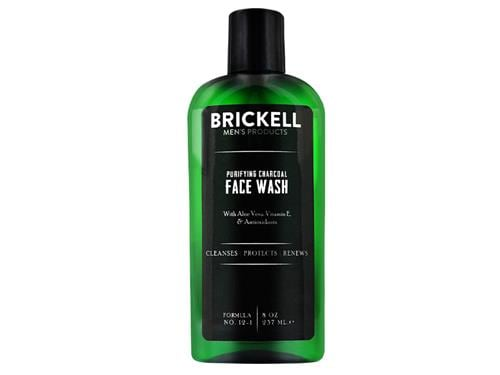 Brickell Purifying Charcoal Face Wash