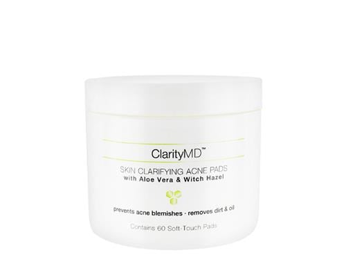 ClarityMD Skin Clarifying Acne Treatment Pads