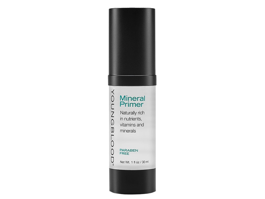 Youngblood Mineral Primer. What Does Primer Do.