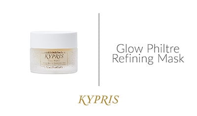 KYPRIS Glow Philtre Refining Mask for Illumination & Glow