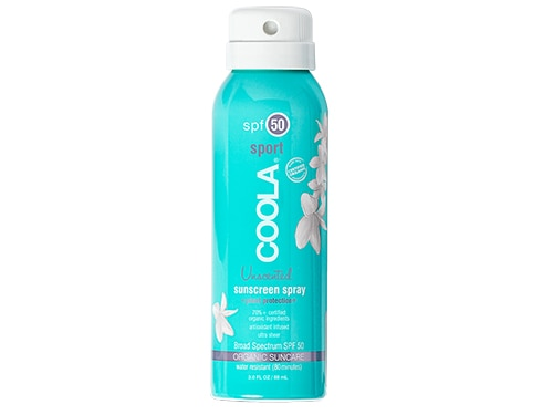 COOLA Organic Sport Sunscreen Spray SPF 50