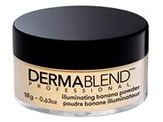Dermablend Loose Setting Powder - Illuminating (Banana)