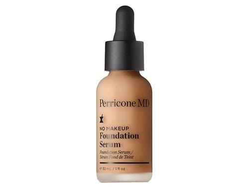 Perricone MD No Makeup Foundation Serum Broad Spectrum SPF 20 - Nude