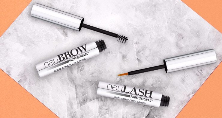 Six Reasons Why Your Lashes and Brows are Thinning (Plus, a New Professional-Grade Kit to Help)
