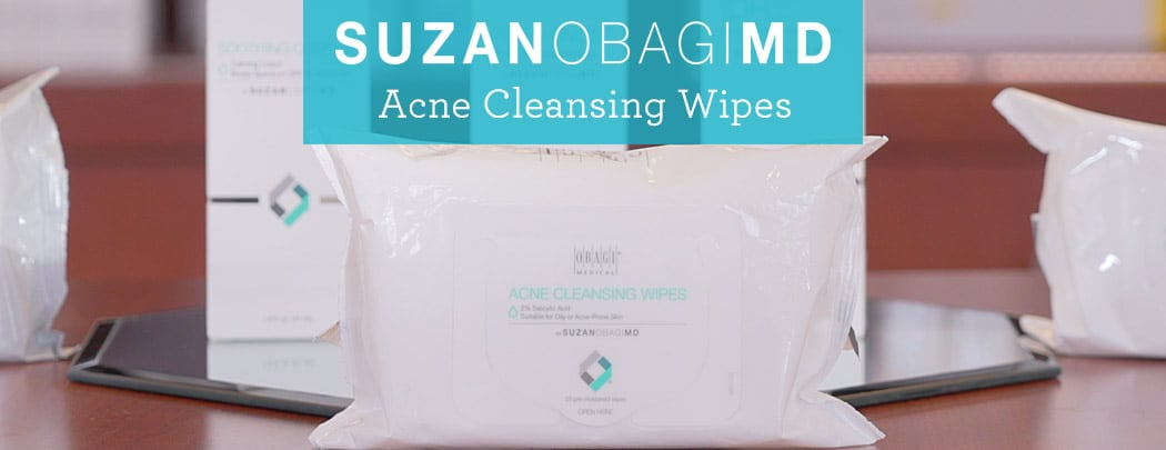 SUZANOBAGIMD Acne Cleansing Wipes