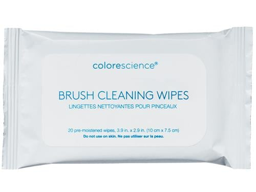 Colorescience Brush Cleaning Wipes