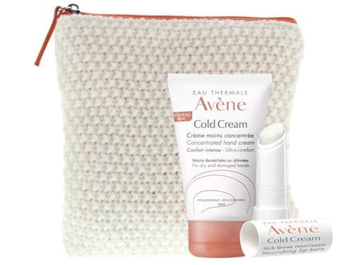 Avene Cold Cream Lip & Hand Essentials