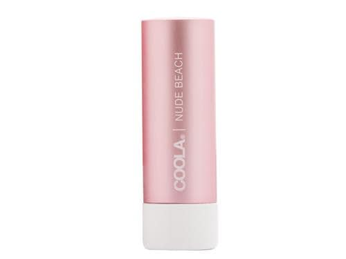 COOLA Mineral Liplux SPF 30 Organic Tinted Lip - Nude Beach