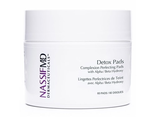 NASSIFMD DERMACEUTICALS Complexion Perfecting Detoxification Pads