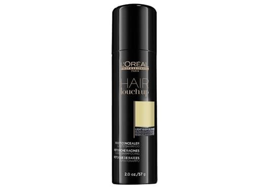 L'Oreal Professionnel Hair Touch Up Root Concealer - Light/Warm Blonde