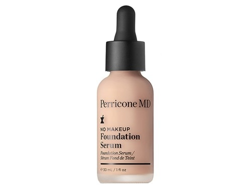 Makeup. Perricone MD No Makeup Foundation Serum Broad Spectrum SPF 20