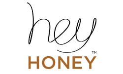 Logo for Hey Honey