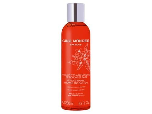 Cinq Mondes Phyto-Aromatic Shower & Bath Oil - Atlas