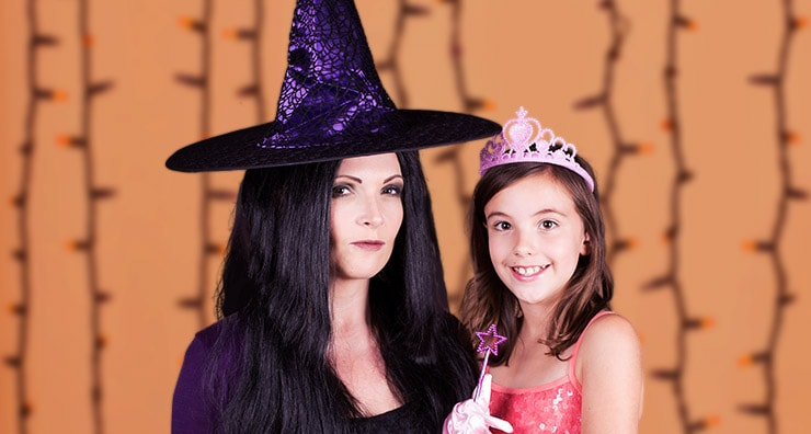 Halloween How-To: Good Witch/Bad Witch