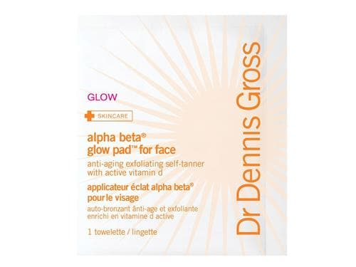 Dr. Dennis Gross Skincare Alpha Beta® Glow Pad for Face (50 Towelettes)