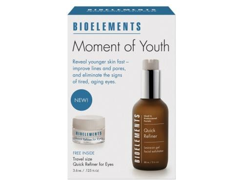 Bioelements Moment of Youth Quick Refiner Duo