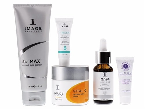 IMAGE Skincare Renewing Ritual Collection. Skin Care. Holiday Gift Set.