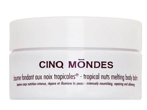 Cinq Mondes Tropical Nuts Melting Body Balm
