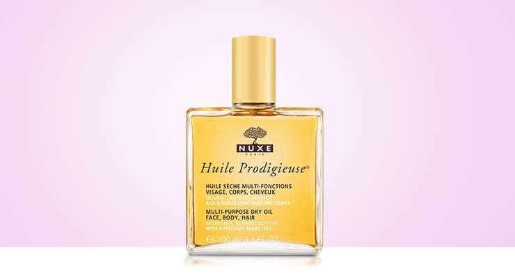 5 Surprising Ways to Use NUXE Huile Prodigieuse Dry Oil