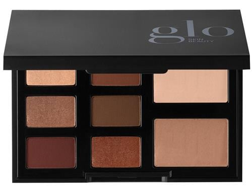Glo Skin Beauty Shadow Palette - The Velvets
