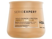L'Oreal Professionnel Absolut Repair Gold Quinoa + Protein Instant Resurfacing Masque