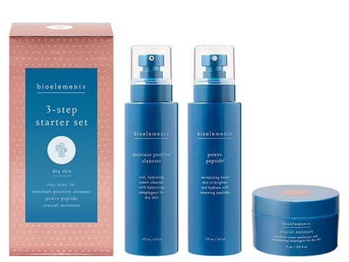 Bioelements 3-Step Starter Set - Dry Skin