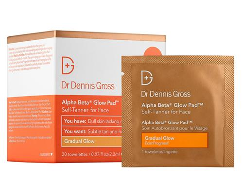 Dr. Dennis Gross Skincare Alpha Beta® Glow Pad Self-Tanner