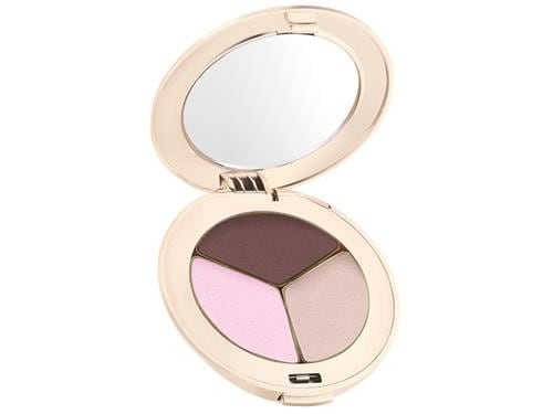 Jane Iredale PurePressed Eye Shadow Triple - Pink Bliss