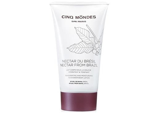 Cinq Mondes Nectar from Brazil In-Shower Moisturizer
