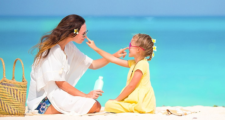 Sunscreen: The No. 1 Anti-Aging Product