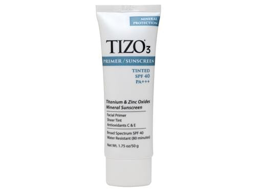 TiZO 3 Tinted Face Mineral Sunscreen SPF 40