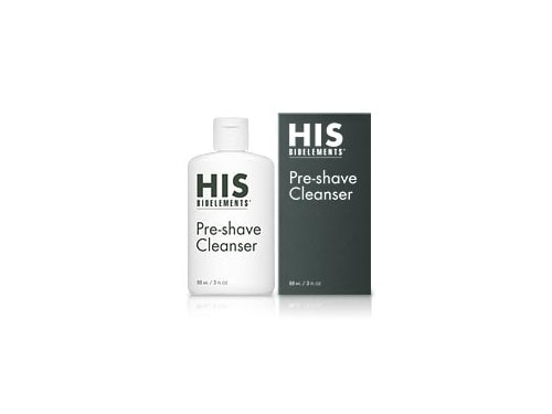 His Bioelements Pre-Shave Cleanser