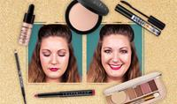 Get Holiday Party Pretty with our Classic Holiday Makeup Look