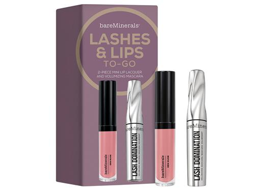 bareMinerals Lashes & Lips To Go
