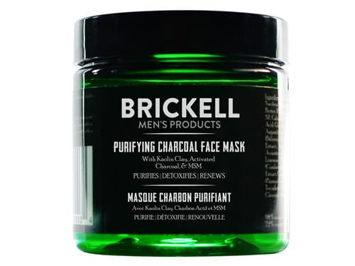 BRICKELL MENS PRODUCTS Purifying Charcoal Face Mask