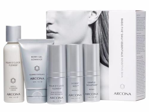 ARCONA Sensitive Skin Starter Kit
