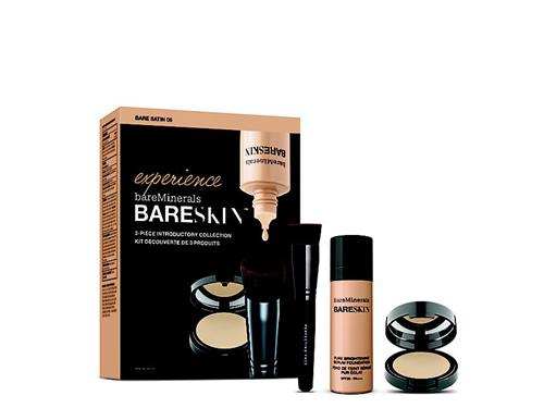 bareMinerals Experience BareSkin Try-Me Kit - Bare Satin 06