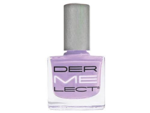 Dermelect Cosmeceuticals ME - Peptide Infused Color Nail Treatment - Luxurious - Rich Confident Lilac