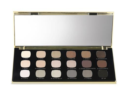 bareMinerals The Hidden Treasure Eyeshadow Palette