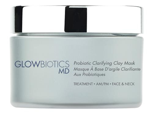 GLOWBIOTICS MD LET ME CLARIFY Probiotic Purifying Clay Mask