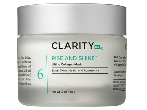 ClarityRx Rise and Shine Lifting Collagen Mask